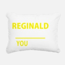 Unique Reginald Rectangular Canvas Pillow