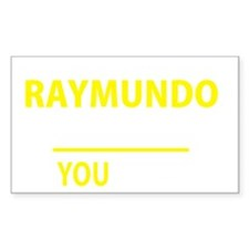 Cute Raymundo's Decal