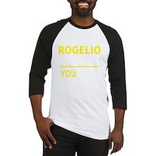 Unique Rogelio Baseball Jersey