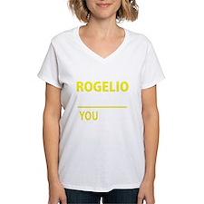 Unique Rogelio Shirt