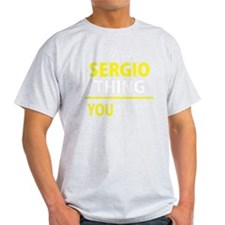 Cool Sergio T-Shirt