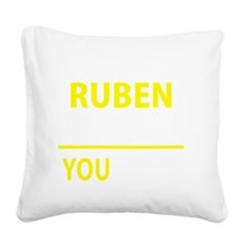 Ruben Square Canvas Pillow