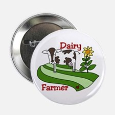 "Dairy Farmer 2.25"" Button"