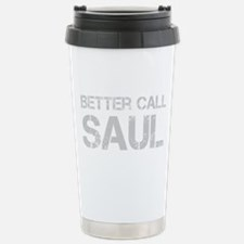 better-call-saul-cap-light-gray Travel Mug