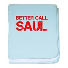 better-call-saul-cap-red baby blanket
