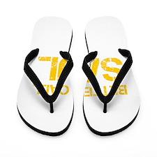 better-call-saul-cap-yellow Flip Flops