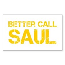 better-call-saul-cap-yellow Decal