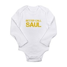 better-call-saul-cap-yellow Body Suit