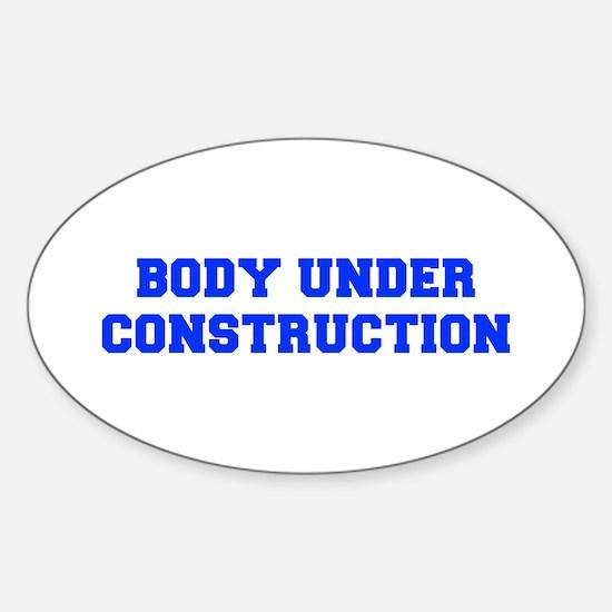 BODY-UNDER-COSTRUCTION-FRESH-BLUE Decal