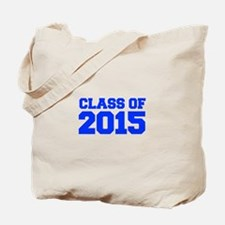 CLASS-OF-2015-FRESH-BLUE Tote Bag