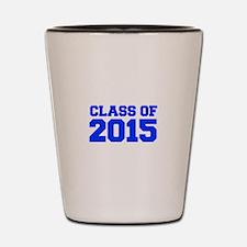 CLASS-OF-2015-FRESH-BLUE Shot Glass