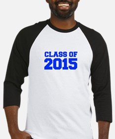 CLASS-OF-2015-FRESH-BLUE Baseball Jersey