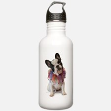 French Bulldog Puppy Water Bottle