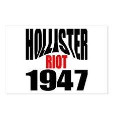 Hollister Riot 1947.png Postcards (package Of 8)