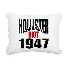 hollister riot 1947.png Rectangular Canvas Pillow