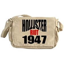 hollister riot 1947.png Messenger Bag