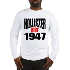 hollister riot 1947.png Long Sleeve T-Shirt