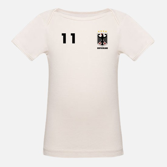 German baby clothes cafepress germany custom jersey t shirt negle Images