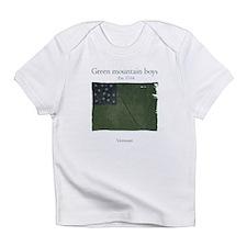 Green Mountain boys Infant T-Shirt