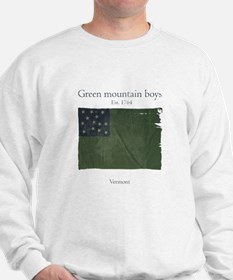 Green Mountain boys Sweatshirt