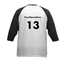 Custom Germany (Deutscland) T-Shirt 13 Baseball Je