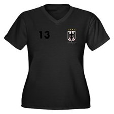 Custom Germany (Deutscland) T-Shirt 13 Plus Size T