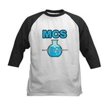 Multiple Chemical Sensitivity Baseball Jersey