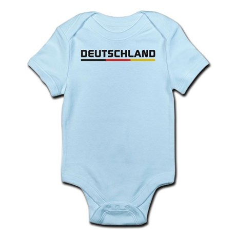 Deutschland Body Suit