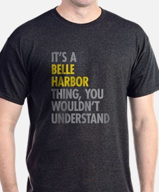 Belle Harbor Queens Thing T-Shirt