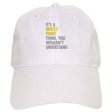 Breezy Point Queens NY Thing Baseball Cap