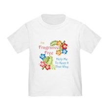 Fragrance Free Design T-Shirt
