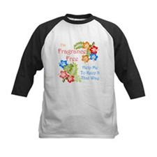 Fragrance Free Design Baseball Jersey
