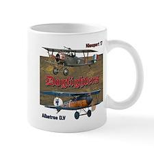 Dogfighters: Nieuport vs Albatros D.V Mug