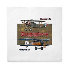 Dogfighters: Nieuport vs Albatros D.V Queen Duvet
