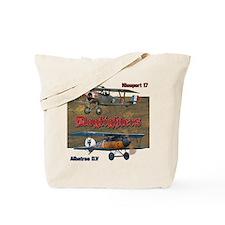 Dogfighters: Nieuport vs Albatros D.V Tote Bag