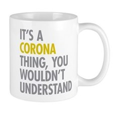 Corona Queens NY Thing Mug