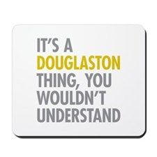 Douglaston Queens NY Thing Mousepad