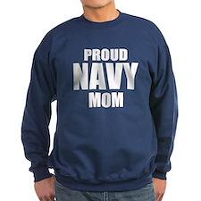 Proud Navy Sweatshirt