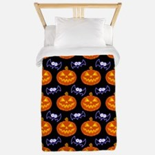 Halloween Pattern Twin Duvet