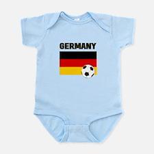 Germany soccer Body Suit