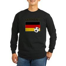 Germany soccer Long Sleeve T-Shirt