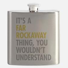 Far Rockaway Queens NY Thing Flask