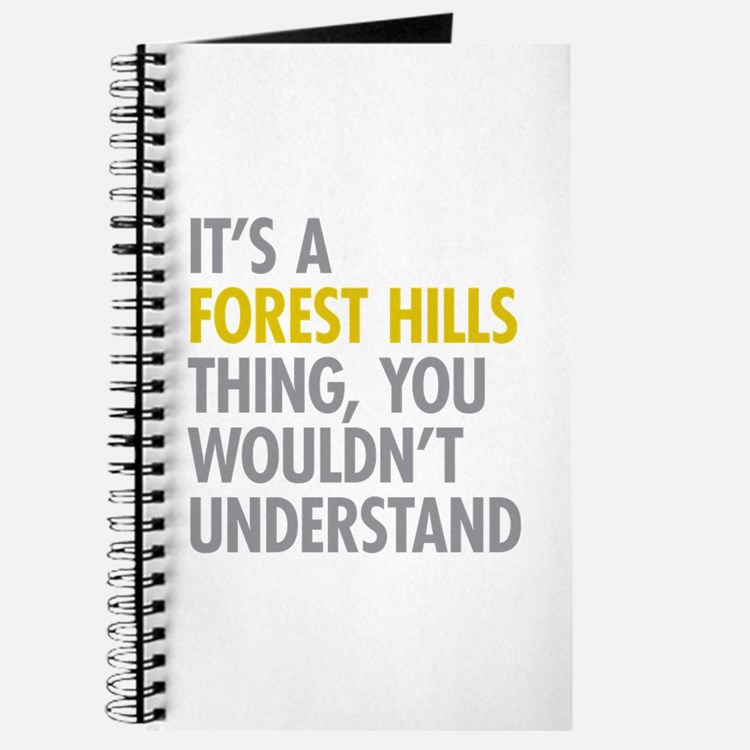 Forest Hills Queens NY Thing Journal