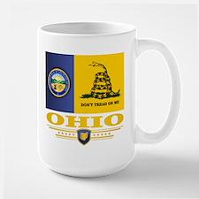 Ohio Gadsden Mugs