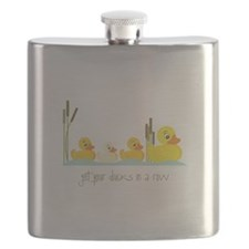 In A Row Flask
