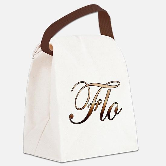 Flo Canvas Lunch Bag