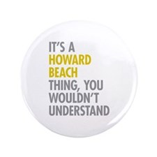 "Howard Beach Queens NY Thin 3.5"" Button (100 pack)"