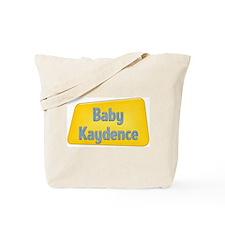 Baby Kaydence Tote Bag