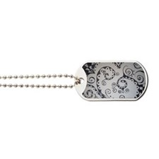 Cute Freeform Dog Tags