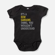 Kew Gardens Queens NY Thing Baby Bodysuit